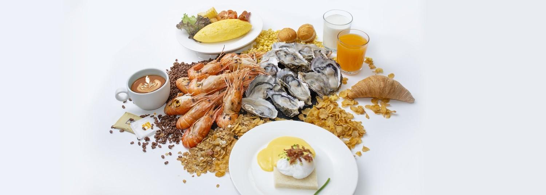 Best seafood brunch in Bangkok
