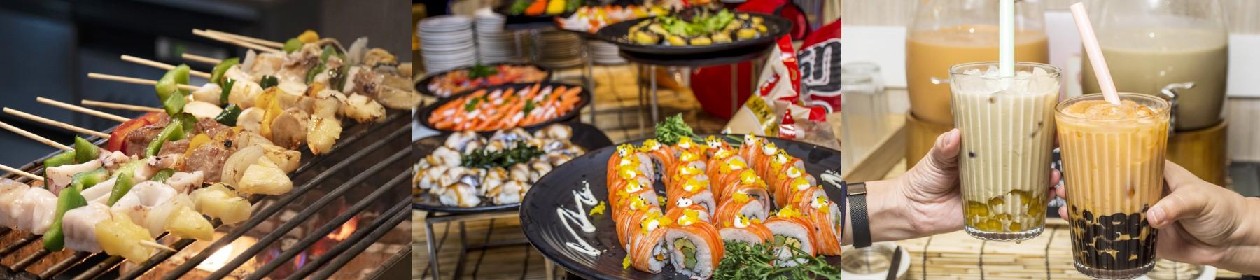 Seafood Buffet in Bangkok