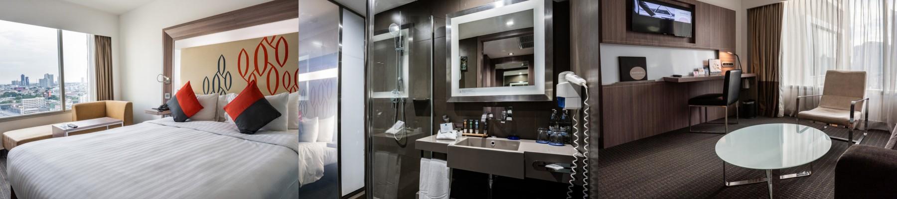 โปรโมชั่นโรงแรมช่วงสงกรานต์