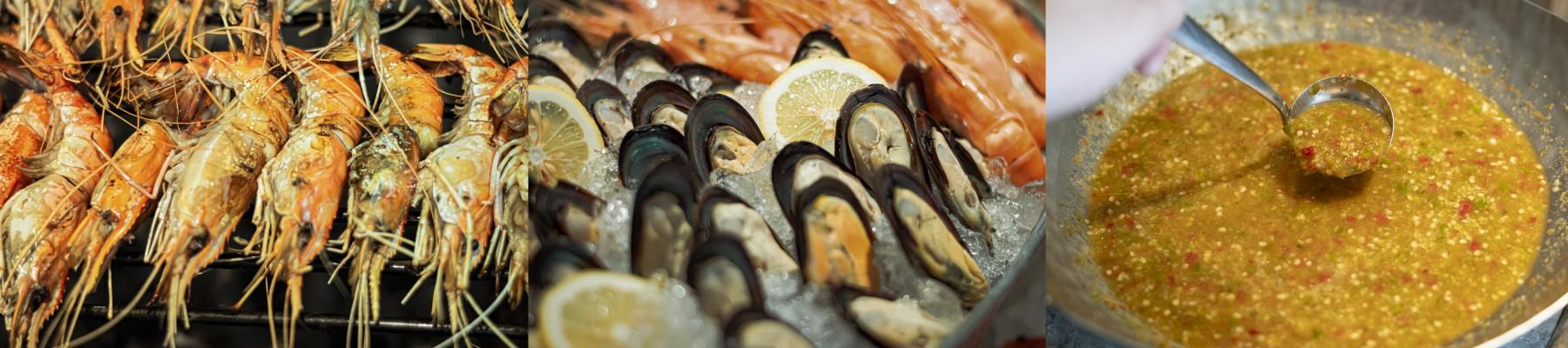 10 Reasons why Prawn Buffet at The SQUARE