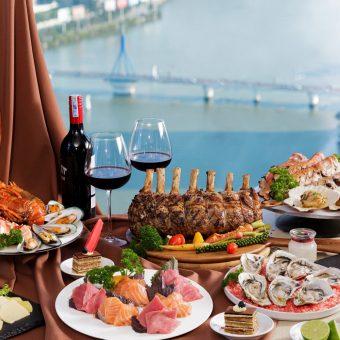 tet-themed-buffet-dinner