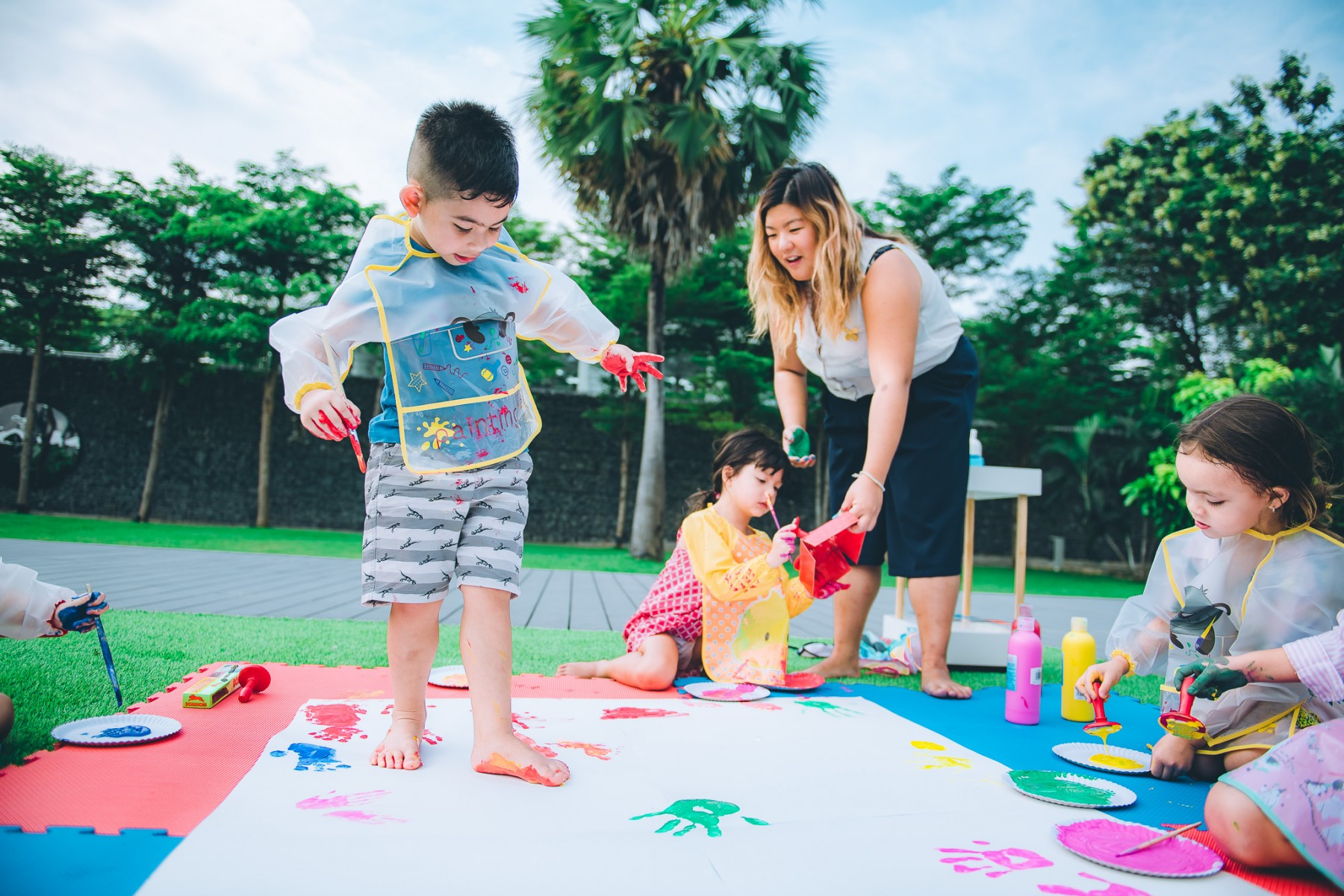SO SOfitel Hua Hin - Kids Activities