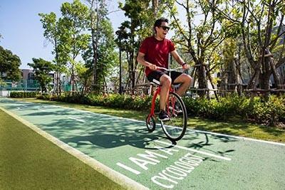 SO Sofitel Hua Hin - Cycling