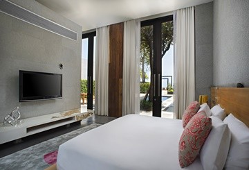 Luxury Pool Villa - SO Pool Villa bedroom