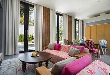 Luxury Pool Villa - SO Pool Villa living room
