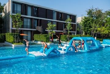 Activities in the resort
