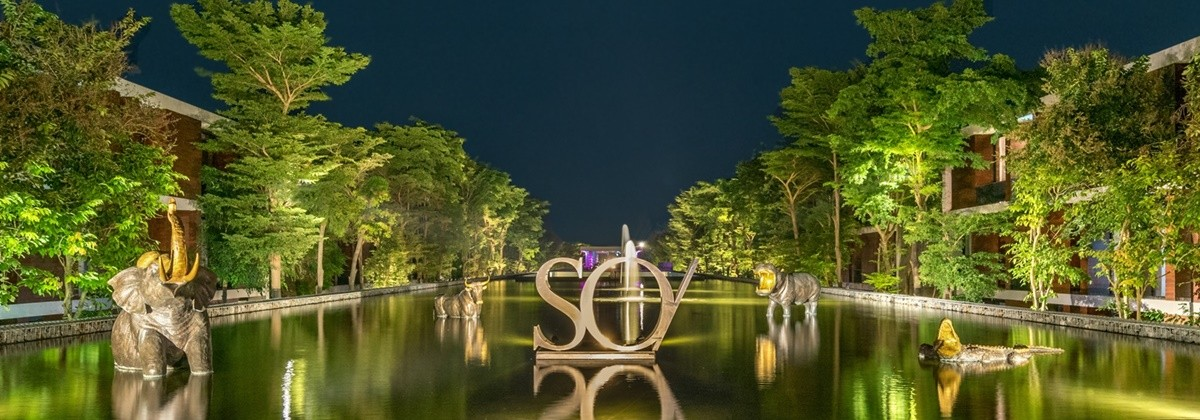 SO Sofitel Hua Hin - Design Hotel SO Evalution Pond