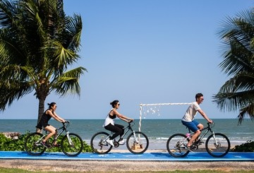 SO Sofitel Hua Hin - Cycling Track