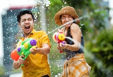 SO Sofitel Hua Hun - Songkran in Hua Hin 05