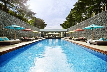 SO Sofitel Hua Hin - Solarium Pool 01