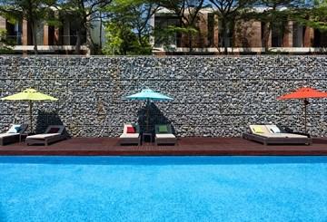 SO Sofitel Hua Hin - Solarium Pool 03