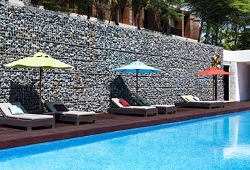 SO Sofitel Hua Hin - Solarium Pool 02