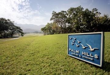 Palm Hills - Hua Hin Golf 01
