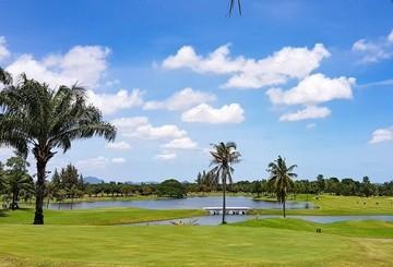 Golf course Hua Hin