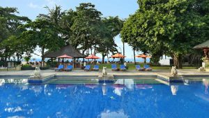 Pool Mercure Bali Sanur Resort
