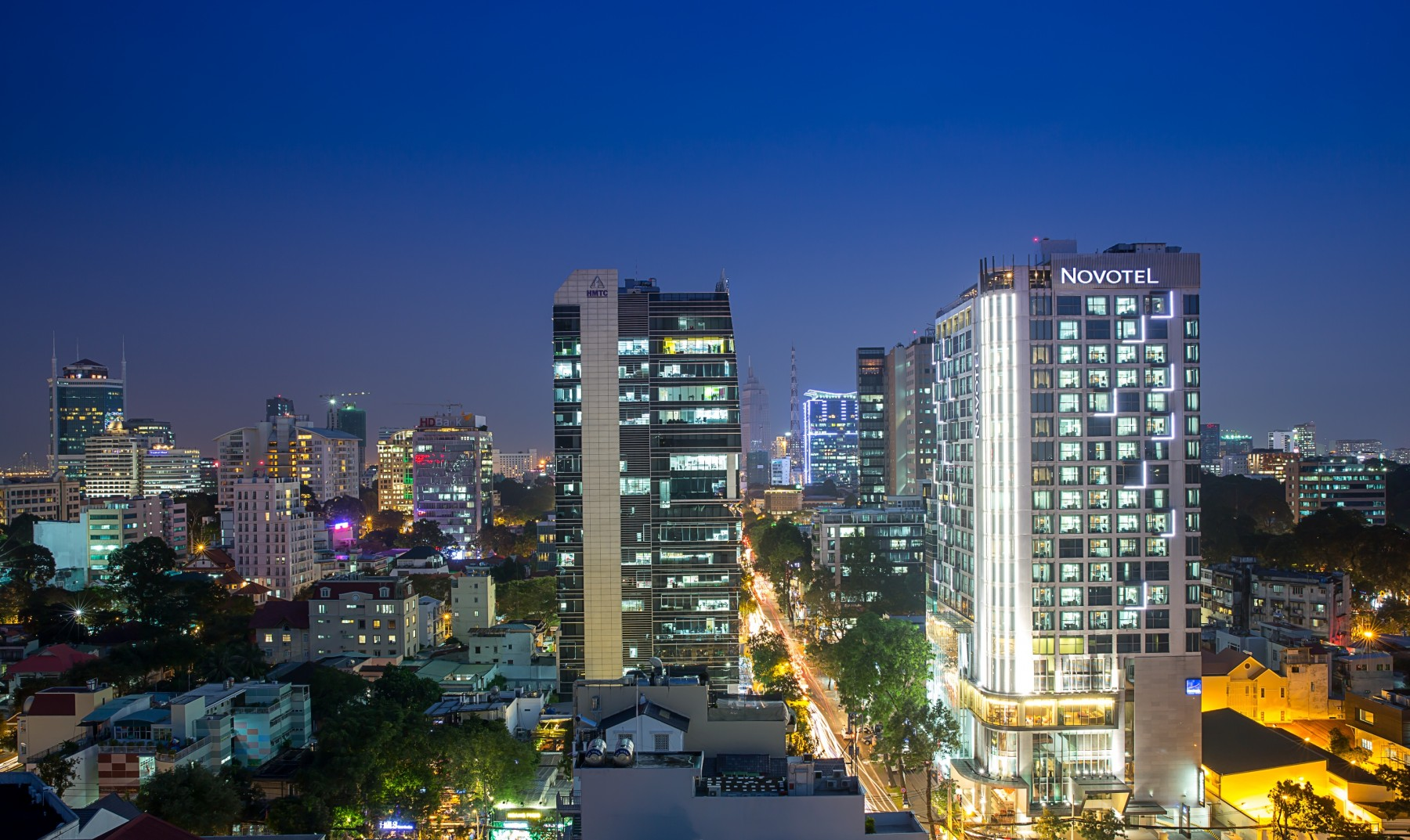 Tourist Attractions in Ho Chi Minh, The Beauty of Paris in the East