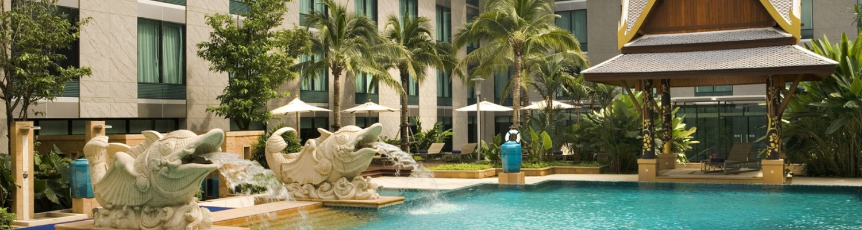 Novotel Bangkok Suvarnabhumi Airport - The Hotel