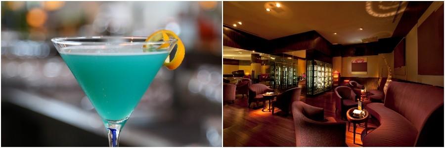 Atrium Lounge Bar in Suvarnabhumi Airport