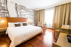 Deluxe Room with double bed