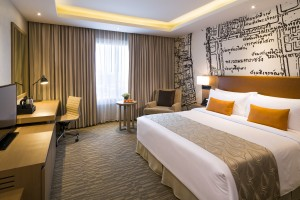 Grand Deluxe Room with twin beds