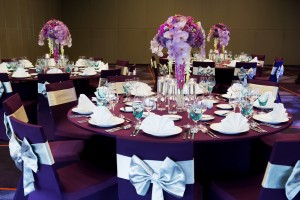 Wedding Set up for Meetings and Events at Pullman Saigon Centre