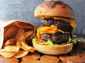 Triple X Burger