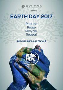 Earth Day 2017 at Pullman Saigon Centre