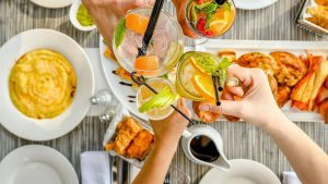 Funday Brunch at Food ConneXion