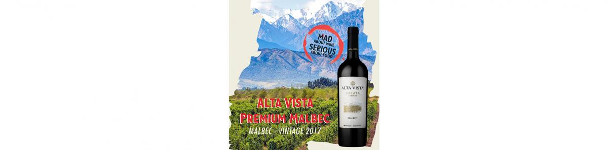 Maddie's Fav: Alta Vista Malbec