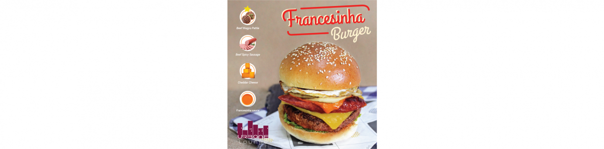 Francesinha Burger