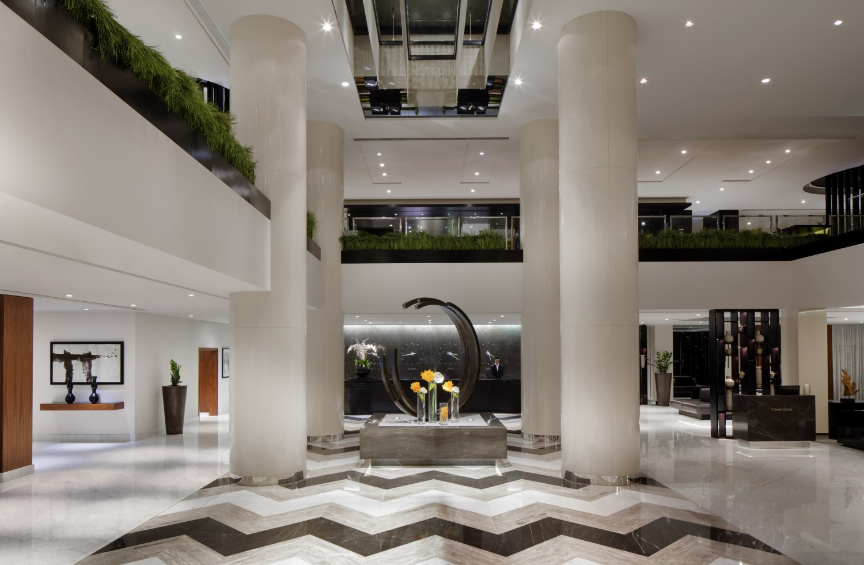 Hotel Pullman Dubai Creek City Centre Hotel Lobby