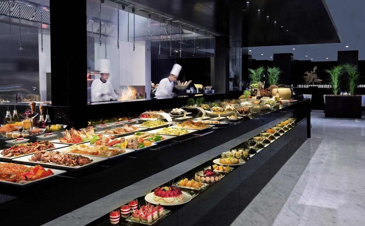 Park Hyatt Dubai Creek Restaurants