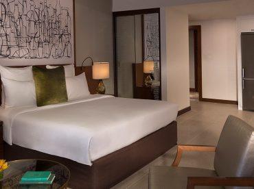 Studio Apartment - Pullman Dubai Creek Residence