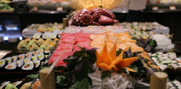tet-buffet-at-novotel-ha-long-bay