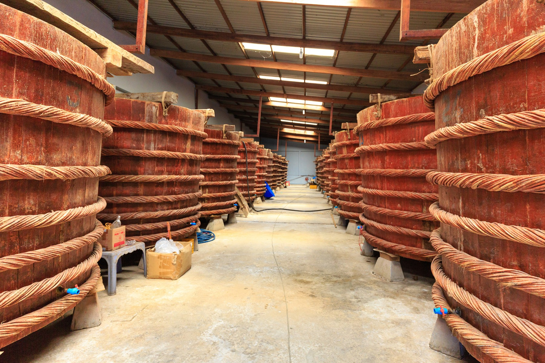 Novotel Phu Quoc Resort The Fish Sauce Factory