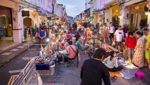 Sunday Market Phuket Attraction
