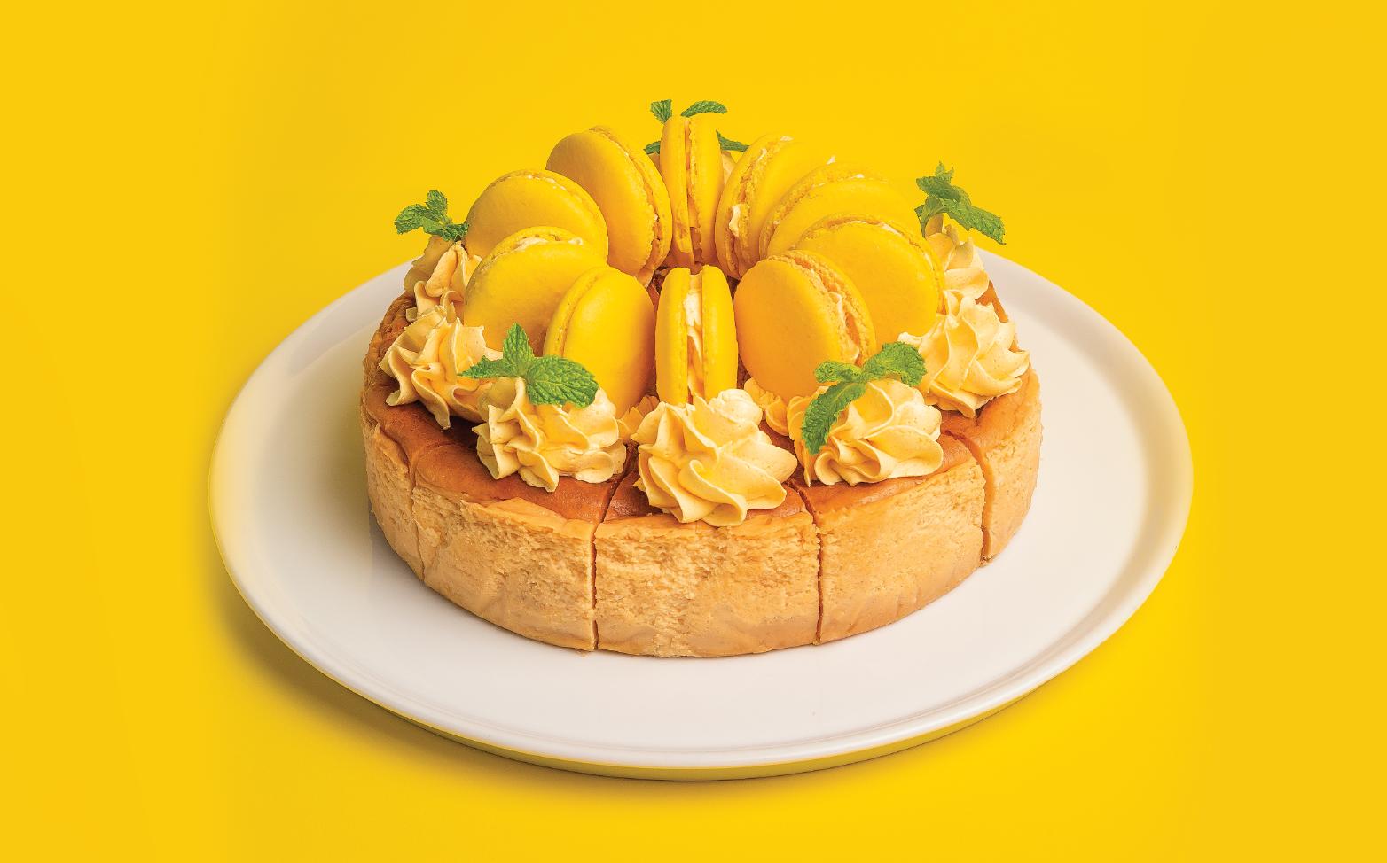 Durian Cheesecake phuket