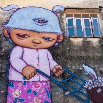 Street art Phuket 3