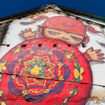 Street art Phuket 1