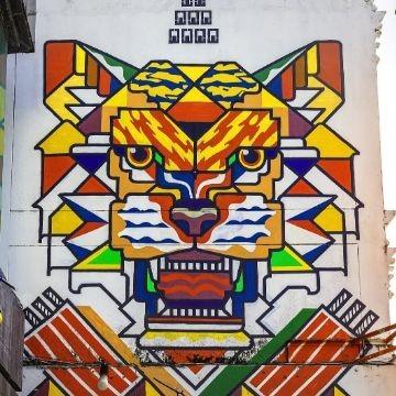 Street art Phuket 2