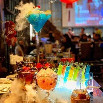 Dibuka Cocktails