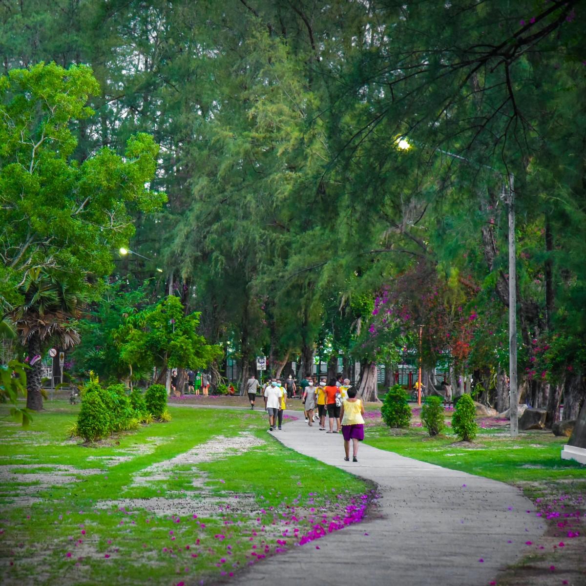 Saphan Hin Park