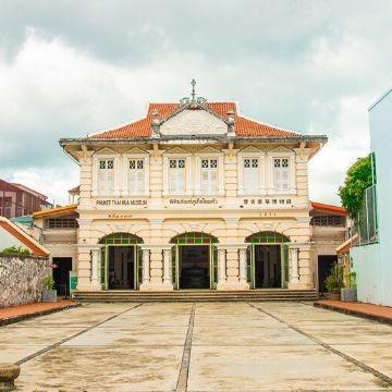 Thai Hua Musuem in Phuket