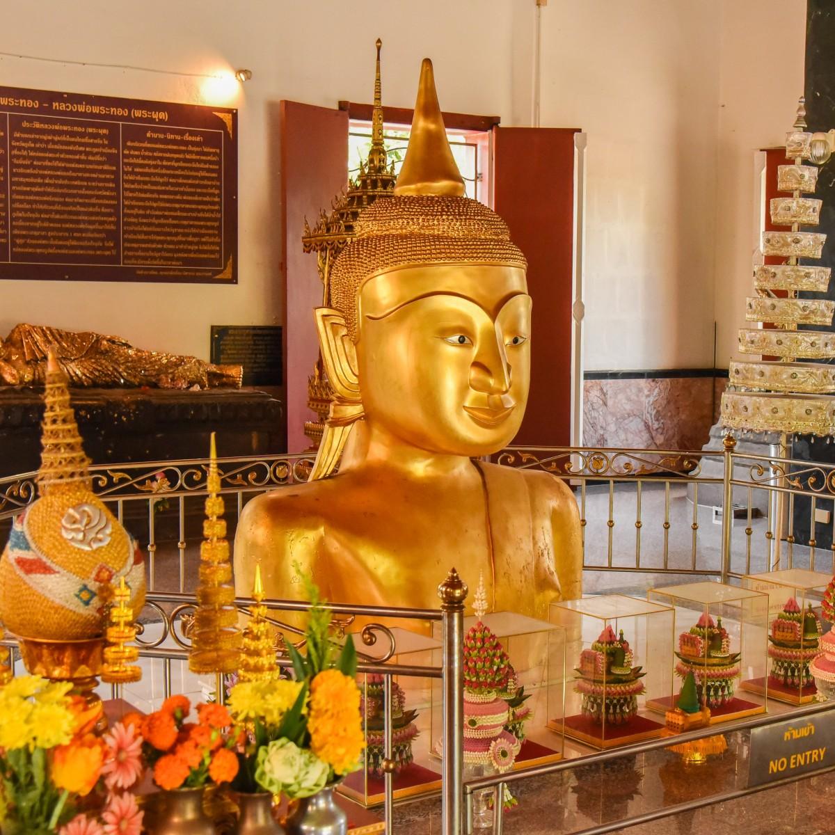 Luang Poh Phra Thong