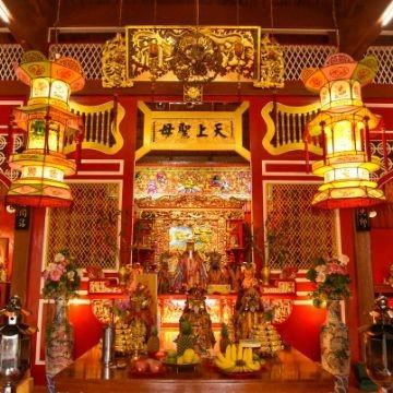 Sam San Shrine in Phuket