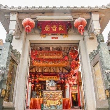 Put Jaw Shrine in Phuket Town