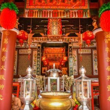 Shrine of the Serene Light in Phuket