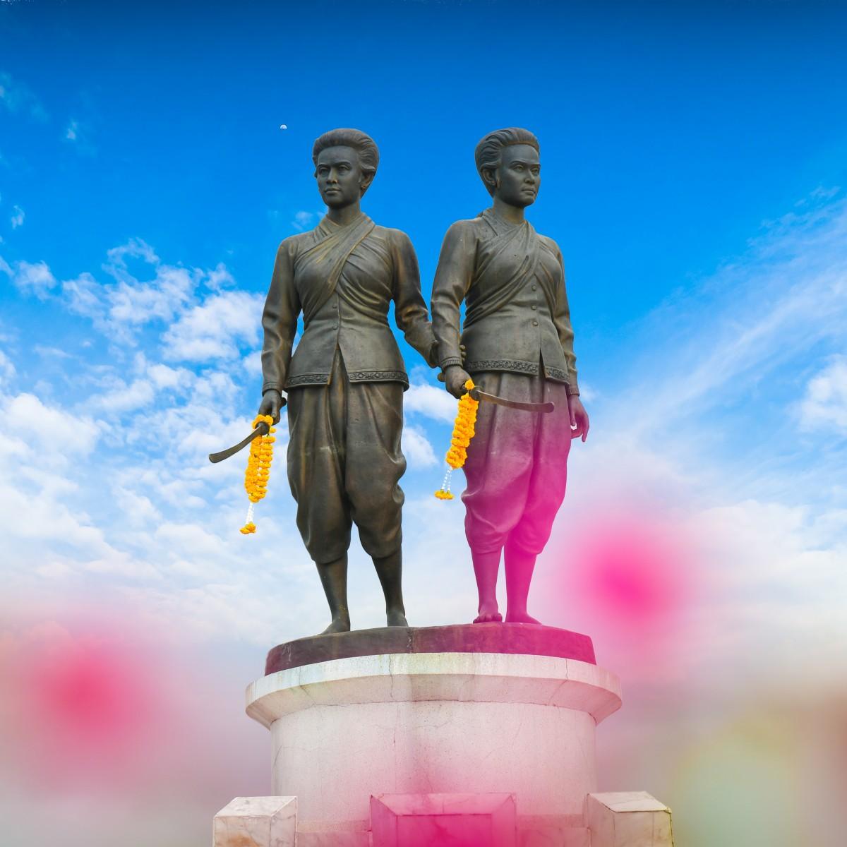 Heroines' Monument