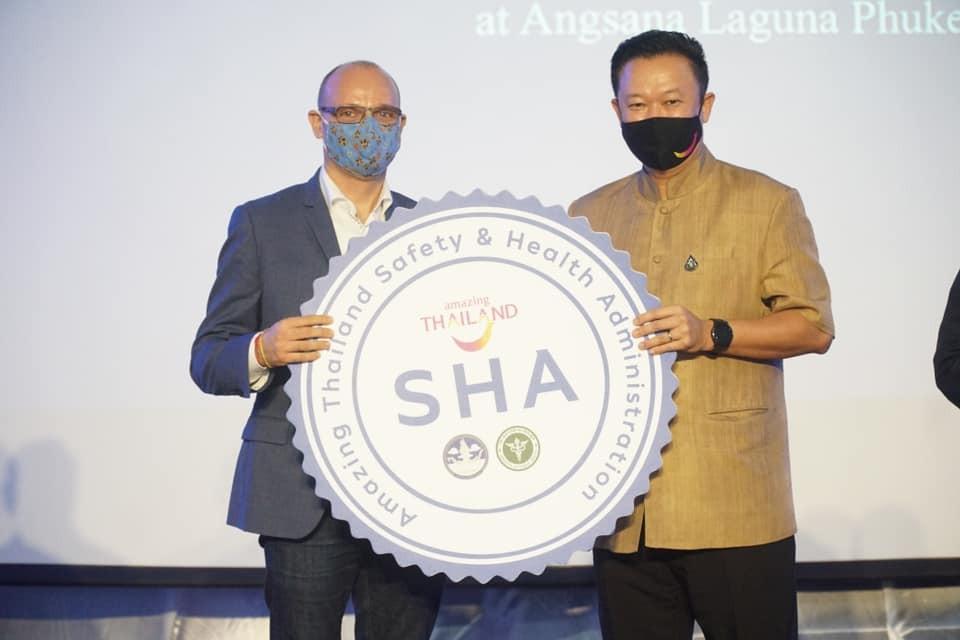 SHA Certified