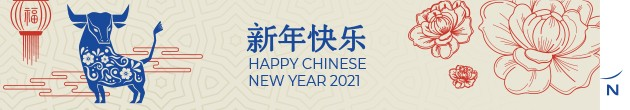 Welcome the year of ox